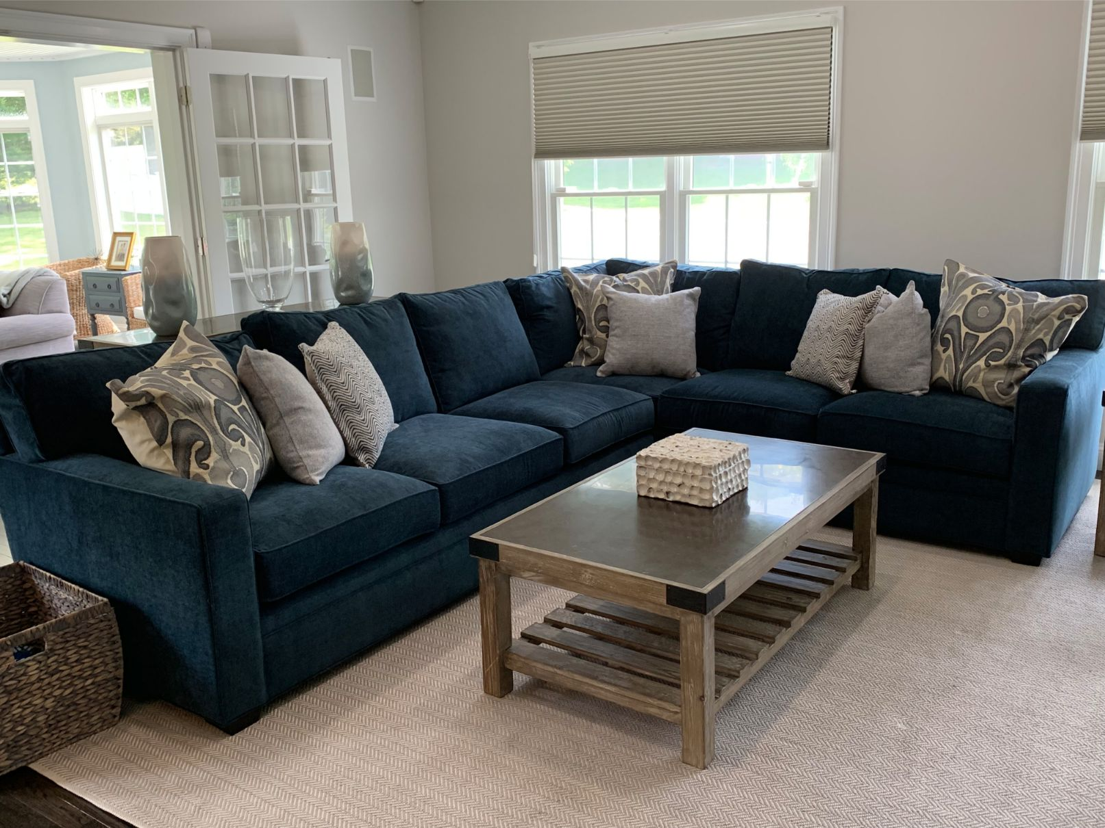 Walnut Hill Living Room full view