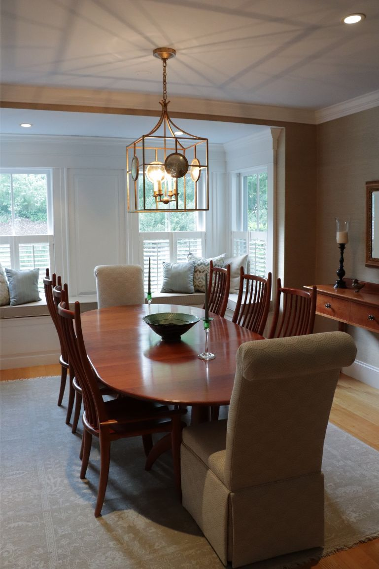 lincoln dining room after